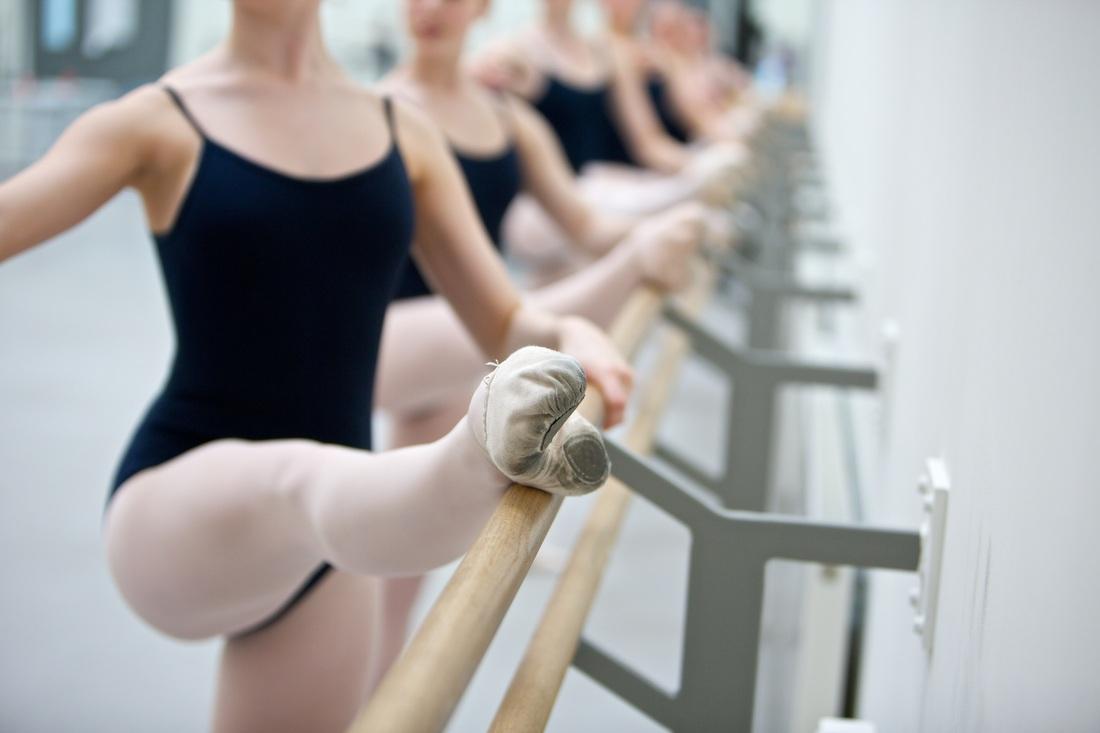 Belajar Balet