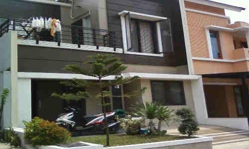 Dijual Rumah Di Buaran, 1 Miliar an Rumah Minimalis Modern 2 Lantai- Semi Furnished