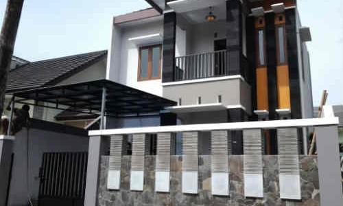 Dijual Rumah Di Pasar Rebo, 800 Juta an Rumah Brand In New- Bisa KPR