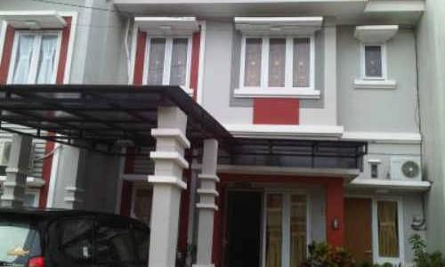 rumah dijual di Komplek Intercon