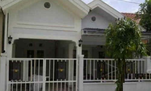 Iklan Dijual Rumah Di Pondok Kelapa, 500 Juta Minimalis 1 Lantai – Strategis