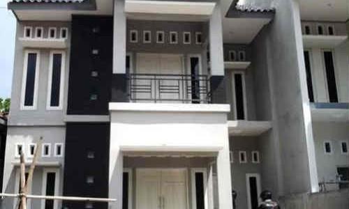 Rumah Dijual Di Cempaka Putih Tengah, 3 Miliar an Bangunan Fresh – Minimalis Modern