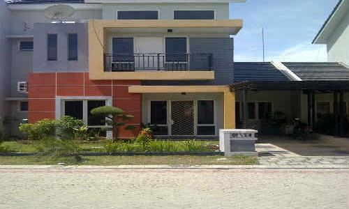 Rumah Dijual Di Ciputat, 1 Miliar an Rumah Brand In New- Cluster Melia Residence