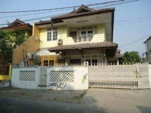 rumah dijual di Gandul