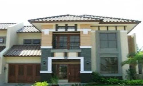 Rumah Dijual Di Karet Semanggi, 20 Juta Rumah Mewah 2 Lantai- Full Furnished