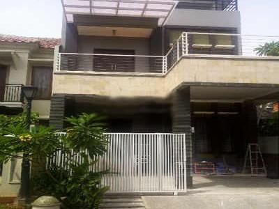 Rumah Dijual Di Pademangan Timur, 2 Miliar Brand New – Modern 3 Lantai