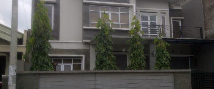 Rumah Baru Berkonsep Modern Di Rorotan, Jakarta Utara