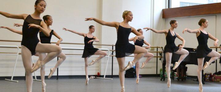 Sekolah Balet di Serpong