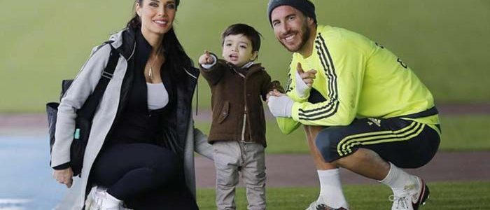 Ternyata Anak Sergio Ramos Pernah Belajar Bahasa Di Serpong