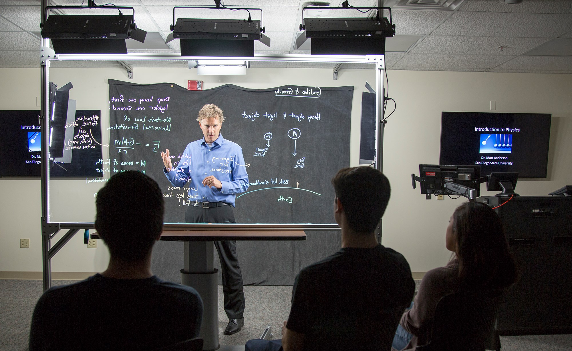 Tempat kursus fisika di BSD City