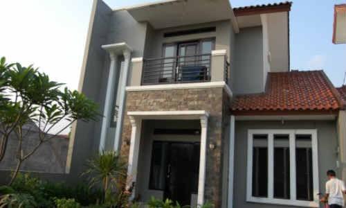 rumah dijual di Bekasi Jaya