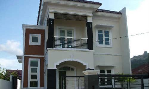 rumah dijual di Meruya Utara