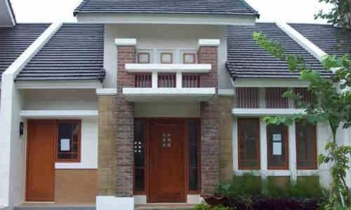 rumah dijual di Ampera