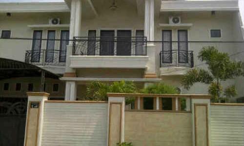 rumah dijual di Pondok Benda